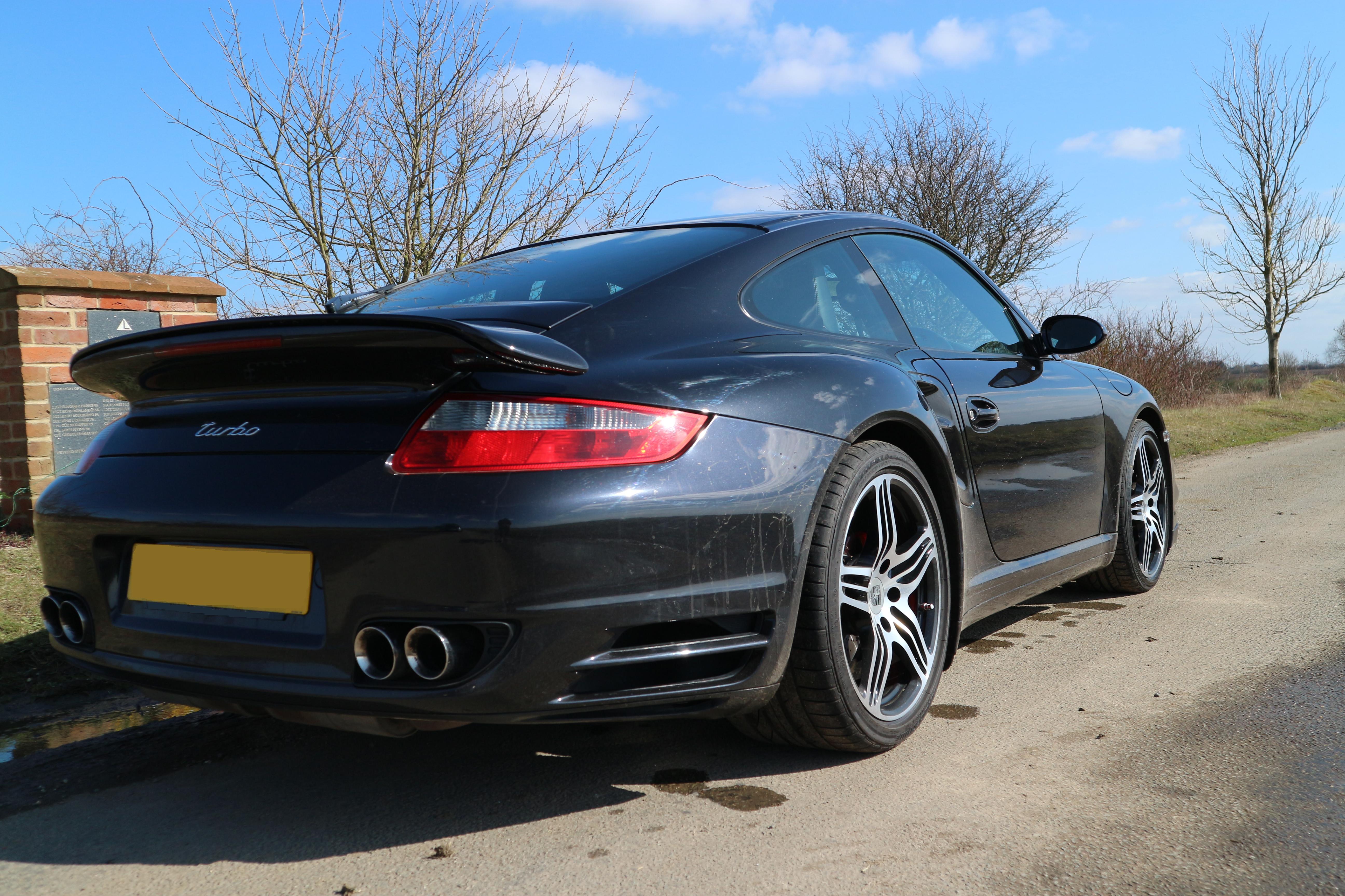 2006 Porsche 911 Turbo (997) – NOW SOLD full