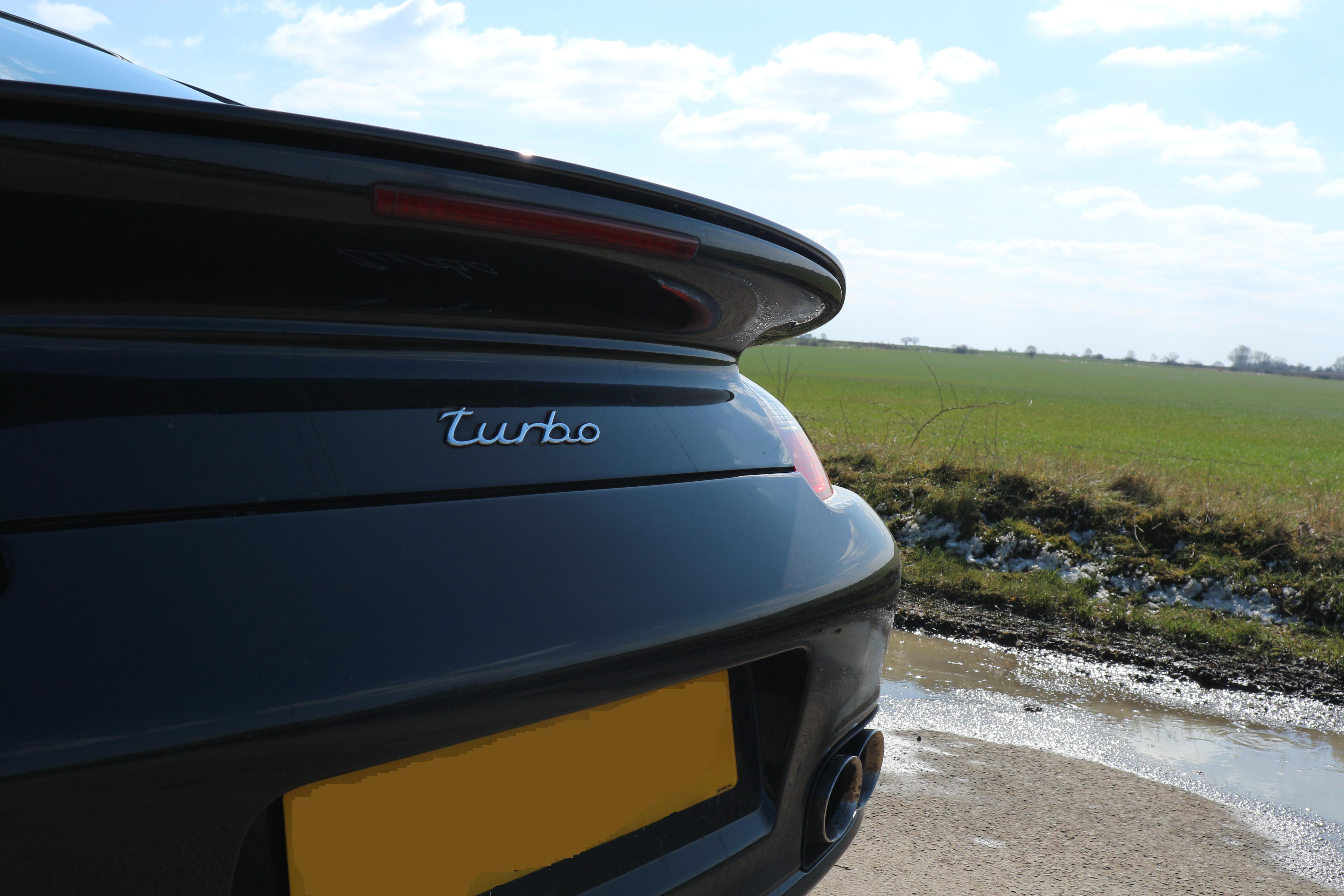 2006 Porsche 911 Turbo (997) full