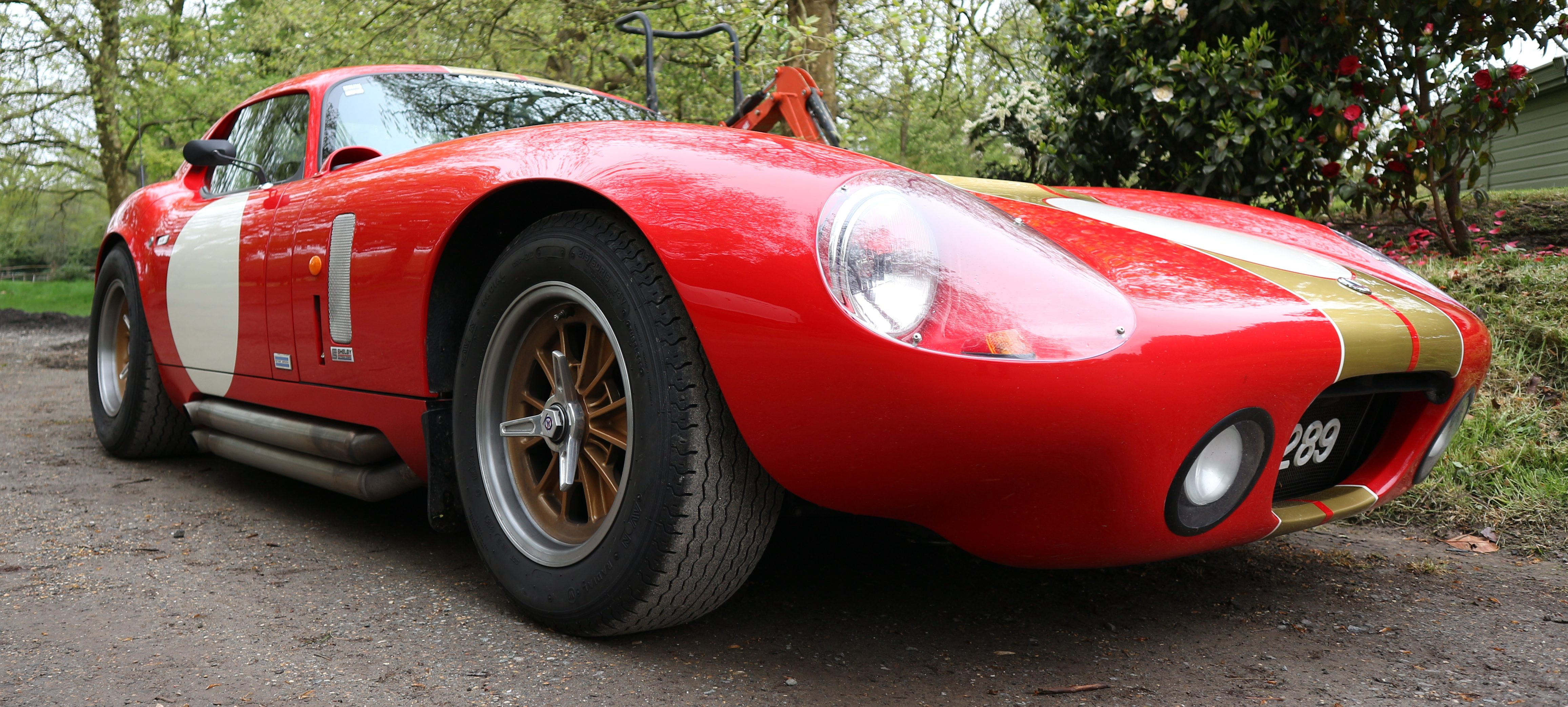 Superformance Shelby Daytona Coupe Review Well Driven Tvr Remote Starter Usually When Someone Starts Talking About Classic Car Replicas To Me My Eyes Start Roll Back And I Daydream Anything Else