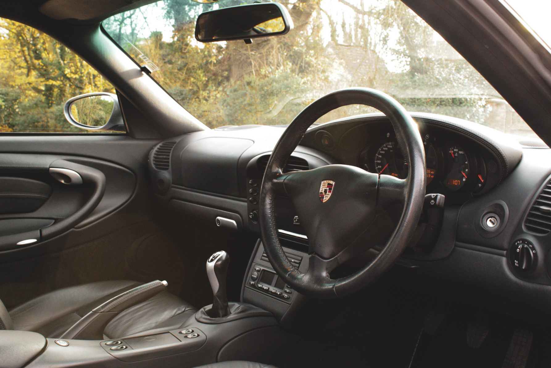 2003 Porsche 911 3.6 996 Carrera 2 – NOW SOLD full