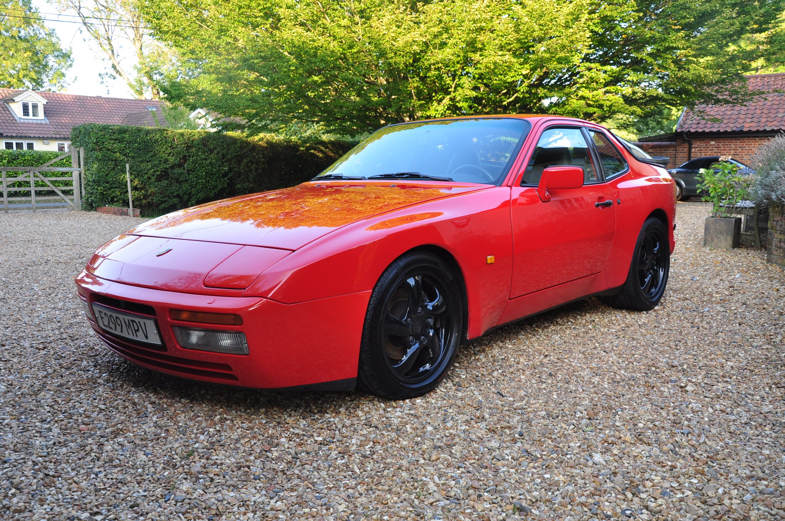 1988 Porsche 944 Turbo (LHD) – NOW SOLD full