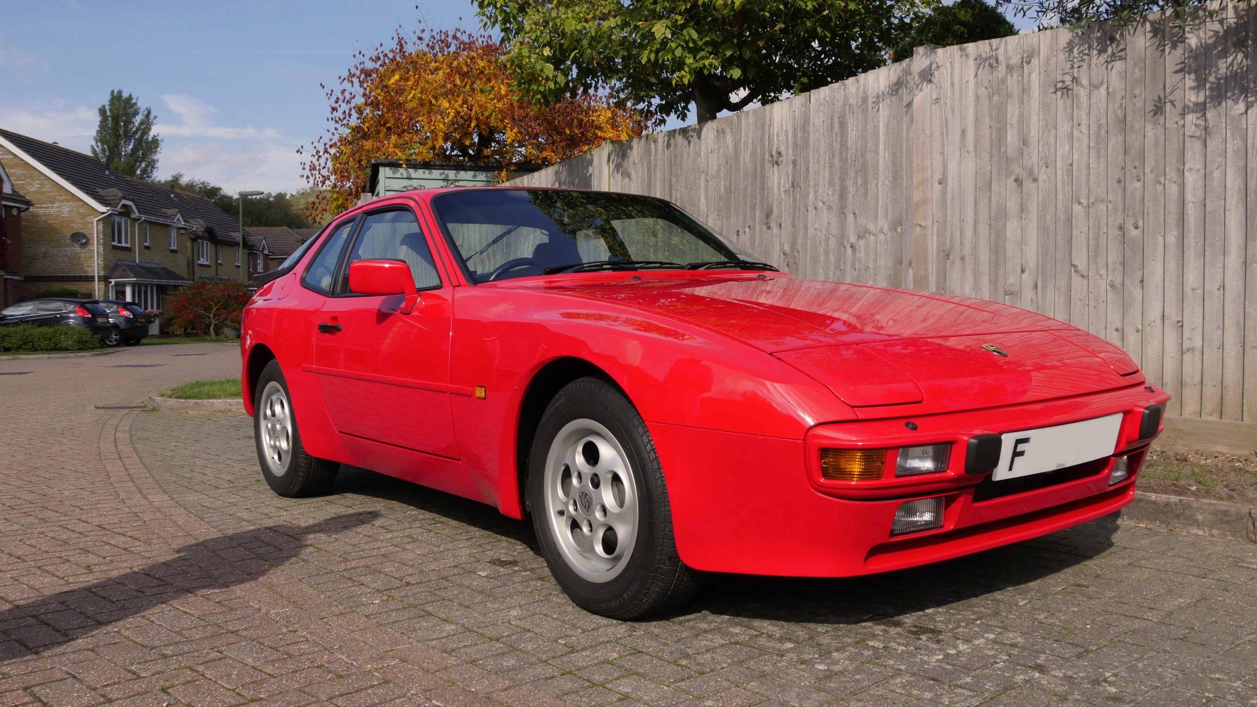 1988 Porsche 944 8 Valve Lux full