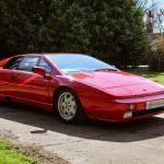1989 Lotus Esprit Turbo 2.2 Manual full