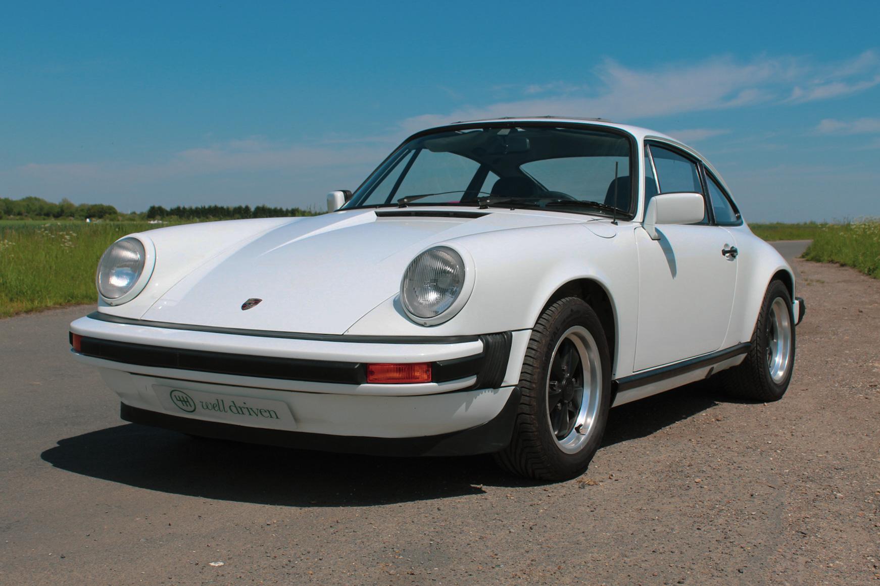 1981 Porsche 911 SC 3.0 Manual full